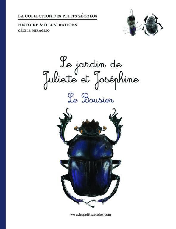 Le Bousier du jardin de Juliette et Joséphine